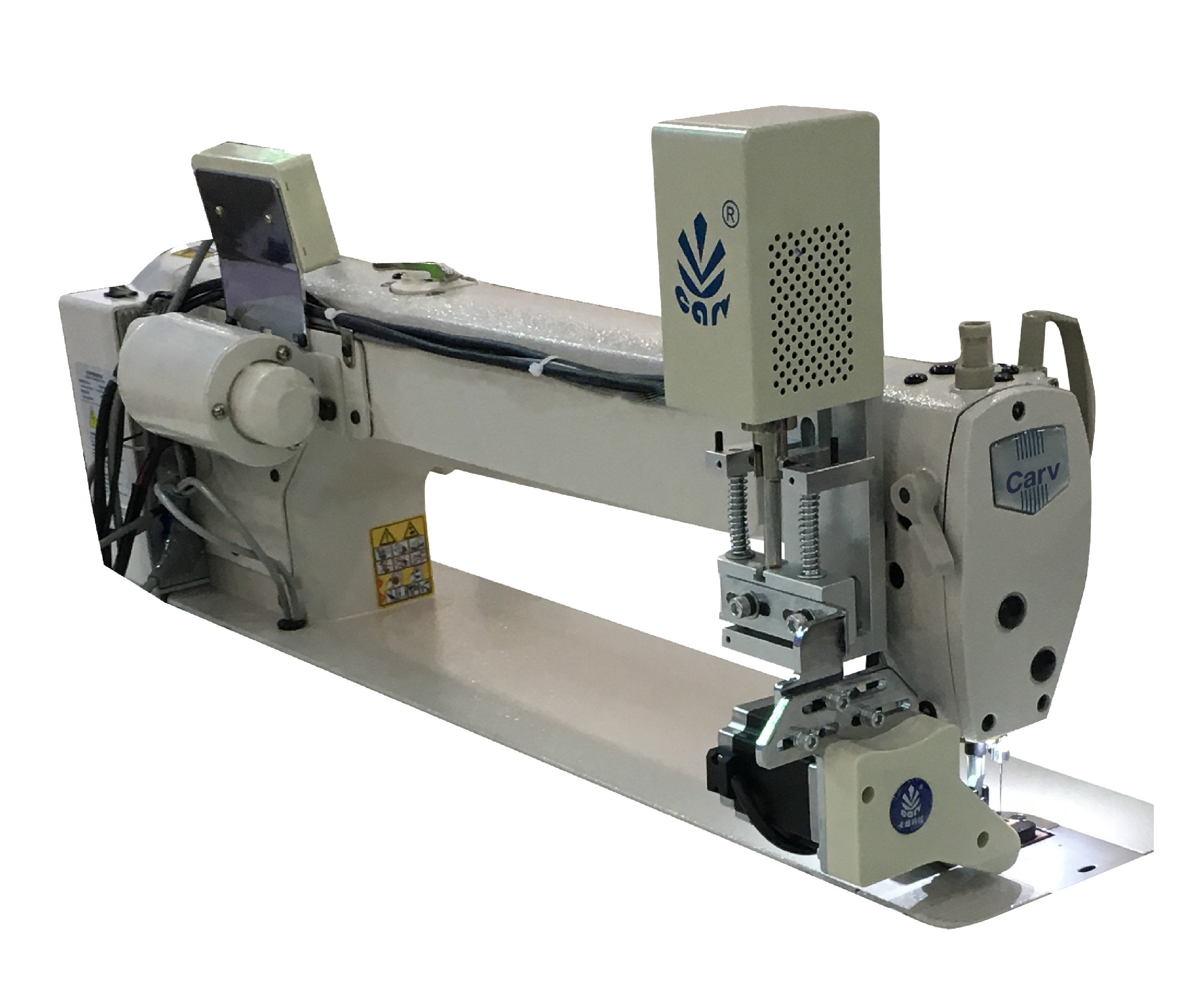 缝纫机电子拖轮