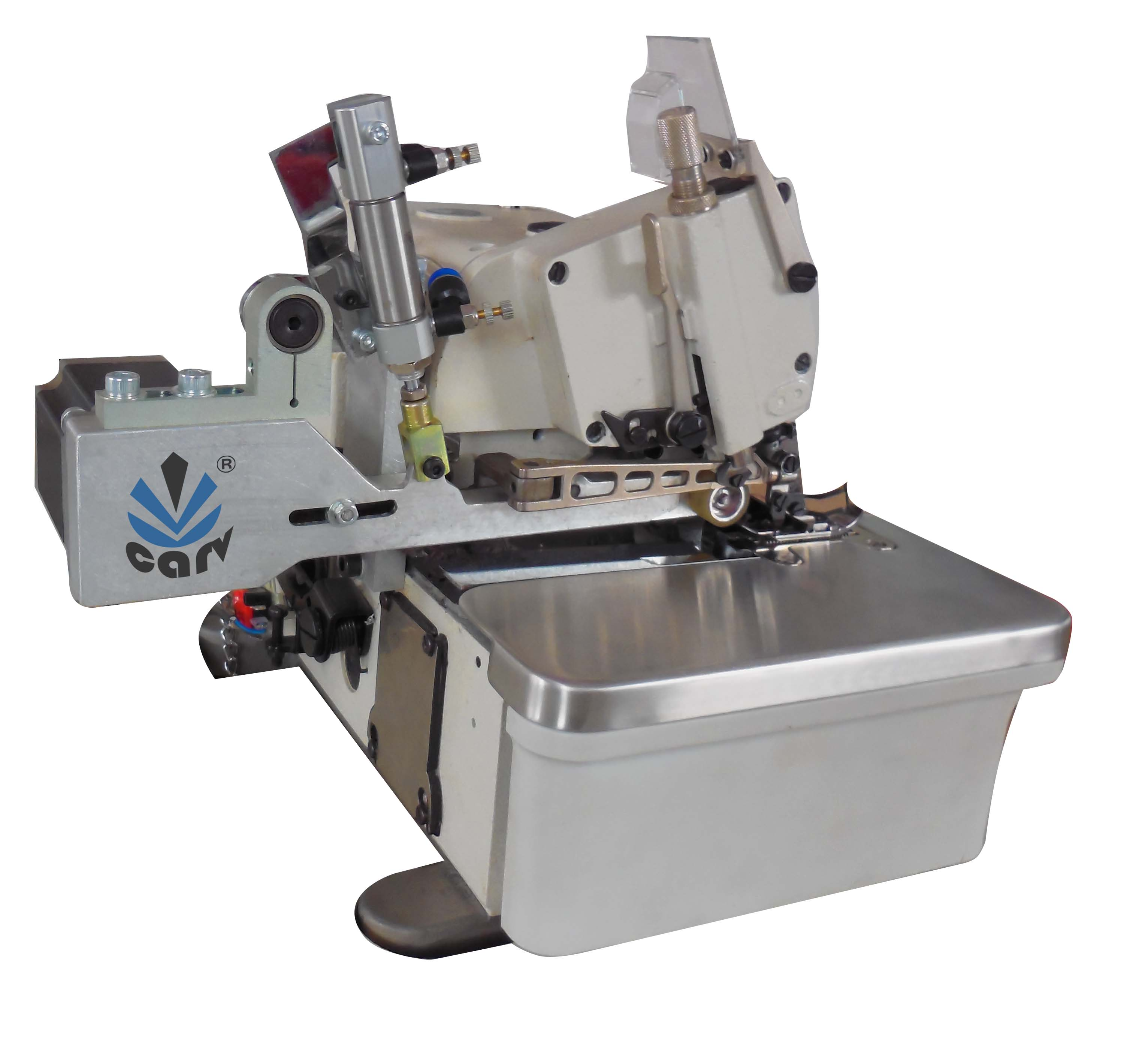 包缝机电子拖布轮
