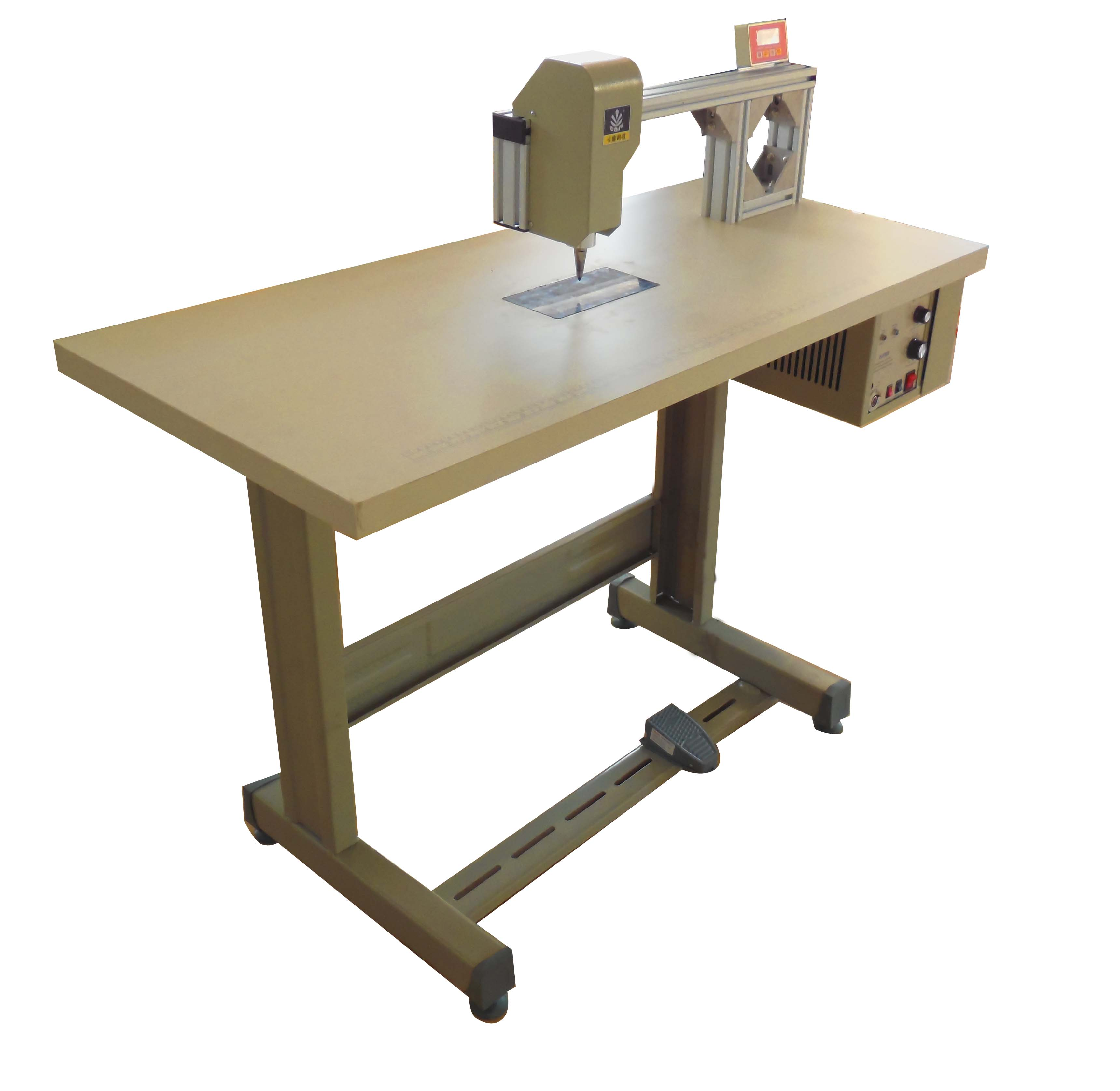 拉链自动缝合机