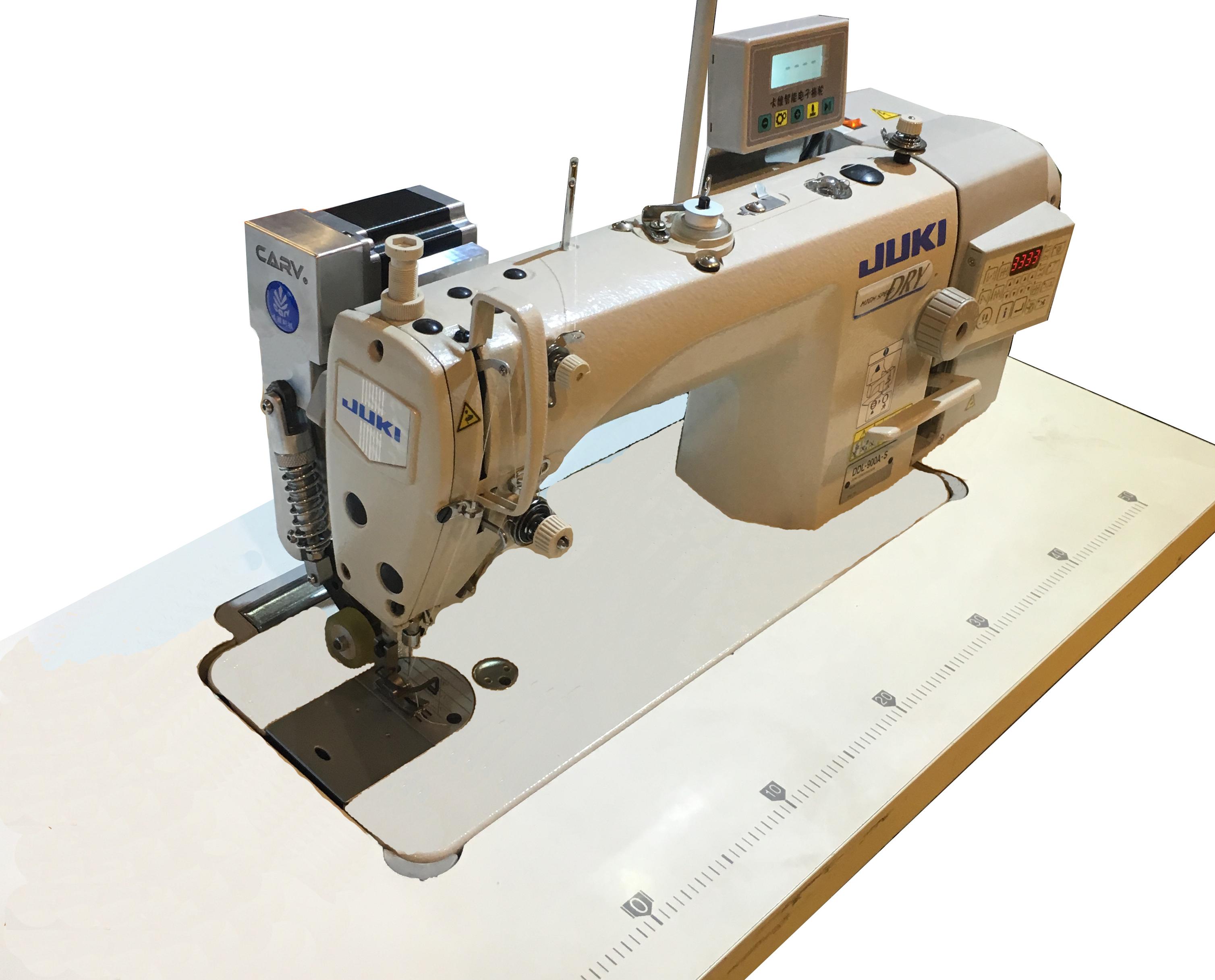 平缝机电子拖轮