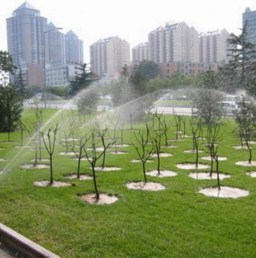 【新闻】喷灌带喷水不均科学解决方法 厂家讲解如何科学使用安装喷灌带