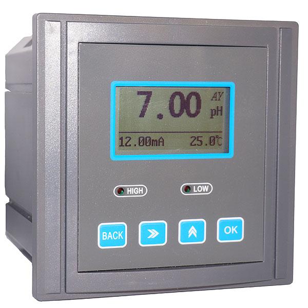 在线pH /ORP分析仪