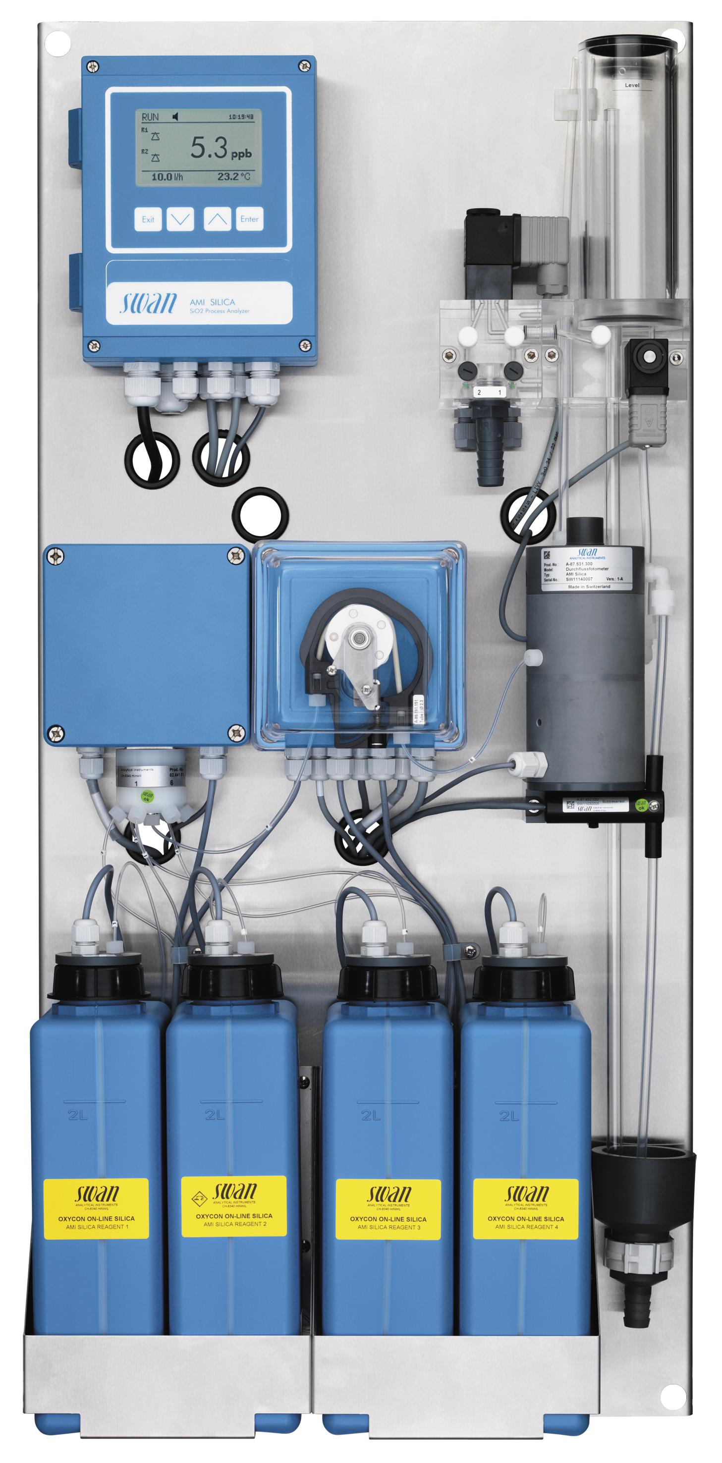 在线硅酸盐分析仪