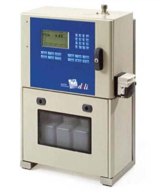 在线磷酸盐分析仪