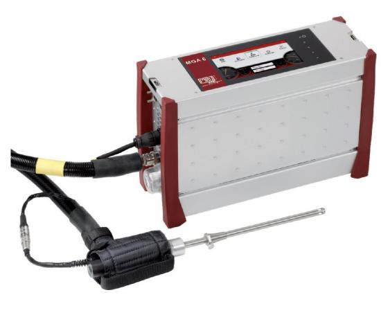 MGA6便携式红外烟气分析仪