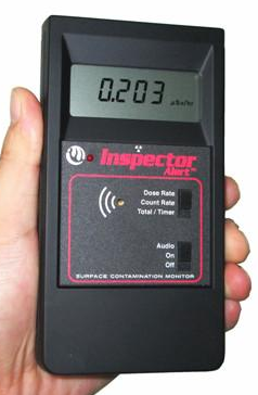 Inspector-Alert-V2射线报警检测仪