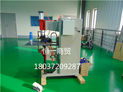 空心管衣架焊接机