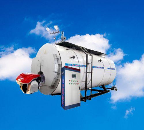 6吨燃油燃气蒸汽锅炉