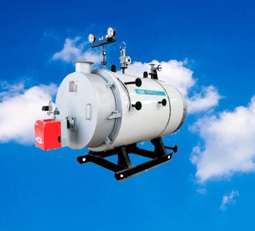 快装燃油燃汽蒸汽锅炉