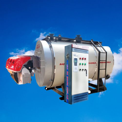 卧式燃油承压热水锅炉