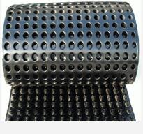 凸壳式防排水板