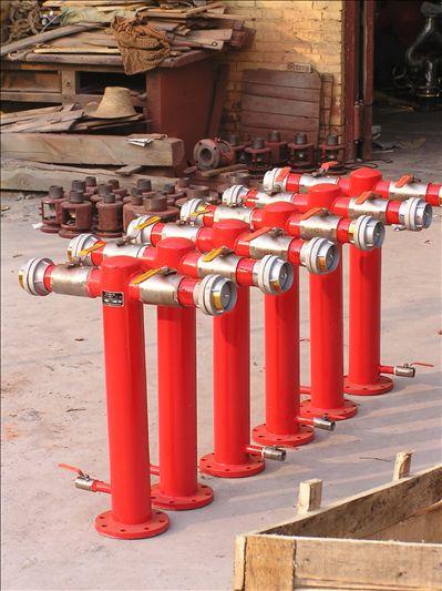 泡沫灭火设备