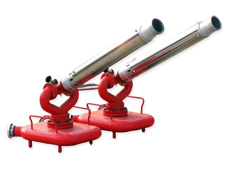 移动式消防泡沫炮
