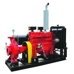 全自动柴油机消防泵