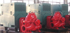XBD电动机消防泵组