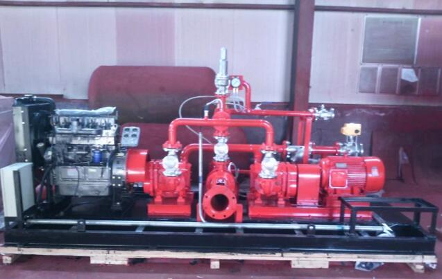 柴电混合驱动型平衡式比例混合装置