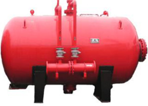 油罐区压力式比例混合装置
