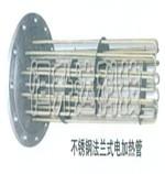 不锈钢法兰式电加热管