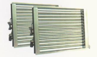 风道式辅助加热器