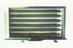风道式中央空调辅助加热器
