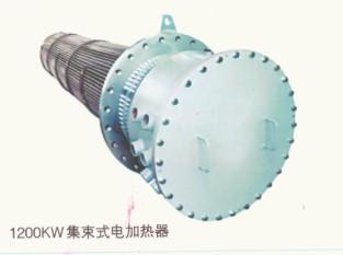 1200kw集束式电加热器