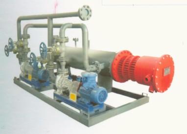 导热油电加热器