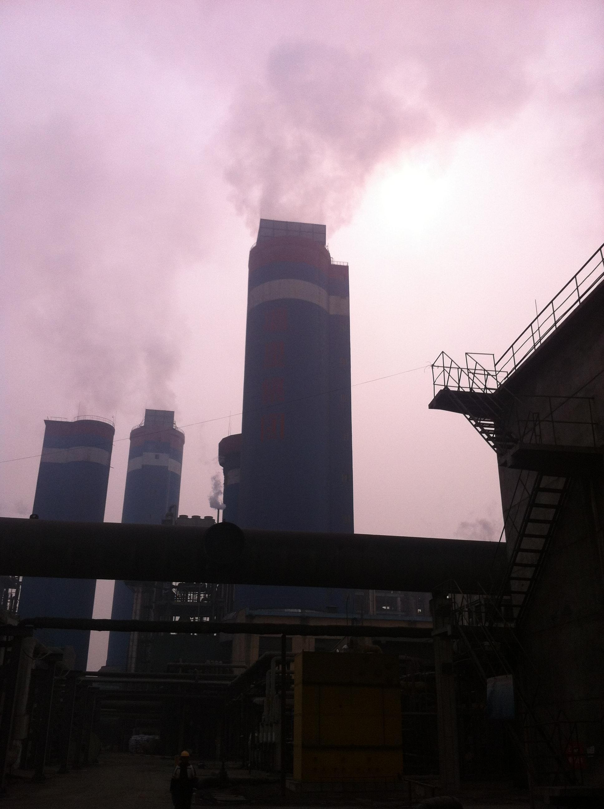 造粒塔粉尘回收装置