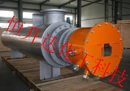 氮氣防爆電加熱器