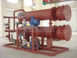 脫硫再生氣電加熱器
