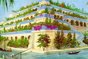 空中花园制作