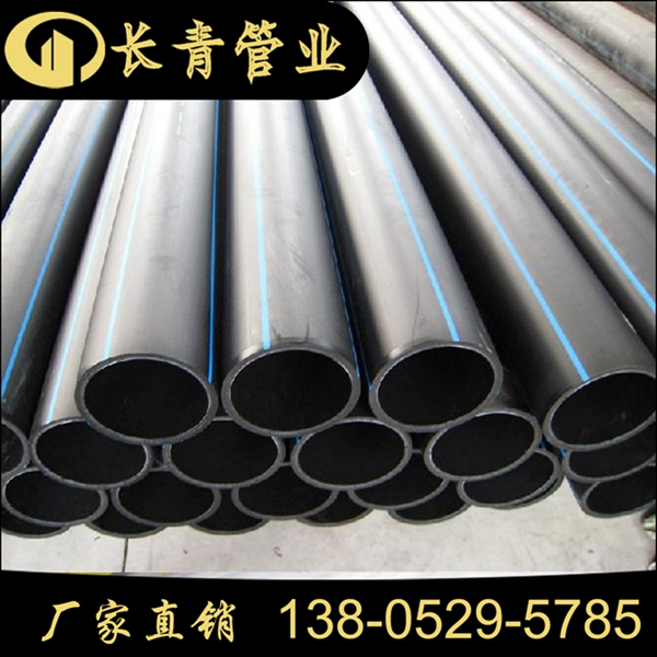 批发大口径排污管 HDPE双壁波纹管