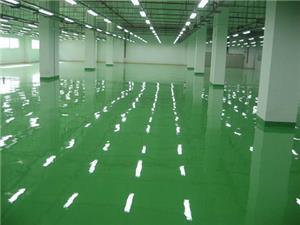 环氧树脂地坪制作