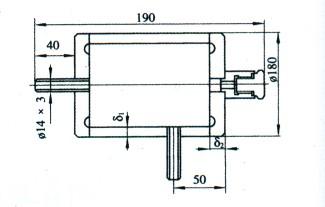 温度计扩大管 冷凝容器