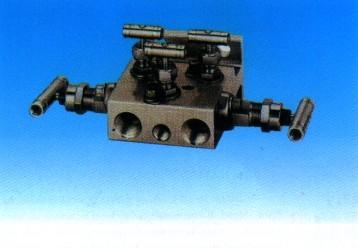 SS-M5F8-FL法兰五阀组