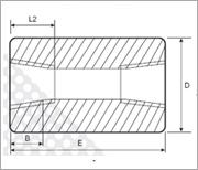 单头螺纹管箍|双头螺纹管箍|螺纹管帽