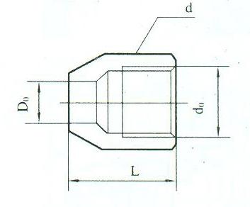 YZG2-13外套螺母