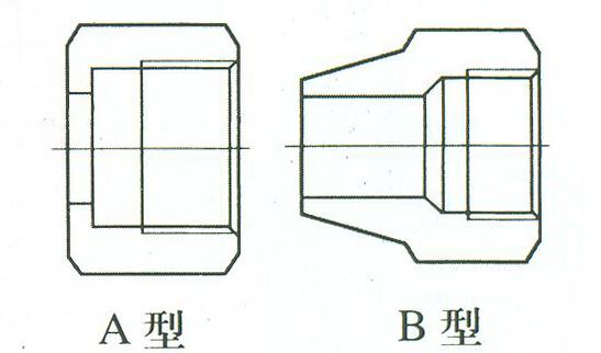 YZG4-20螺母