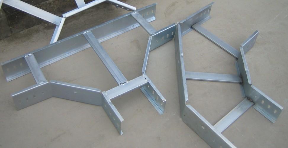 钢制电缆桥架弯通