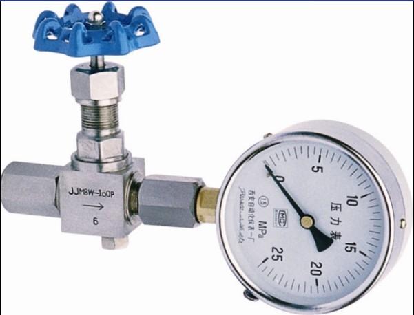 压力表针型阀(JJM1-160P-DN5)