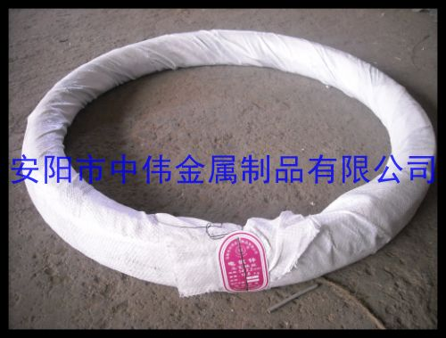 各种型号镀锌铁丝