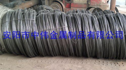 黑铁丝生产工艺