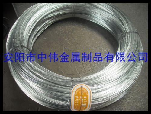 优质镀锌铁丝