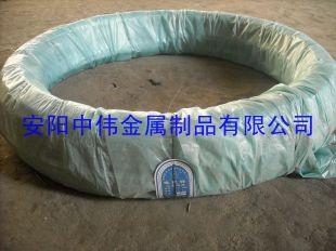 镀锌铁丝生产