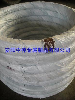 镀锌铁丝生产工艺
