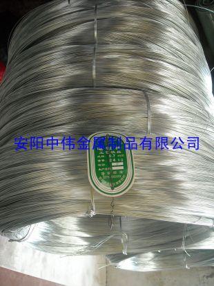 镀锌铁丝生产线