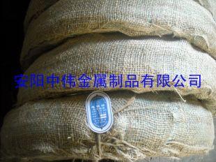 镀锌铁丝生产流程