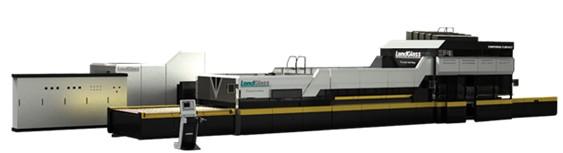 LD-AB AirStream F&B Bi-directional Tempering Furnace