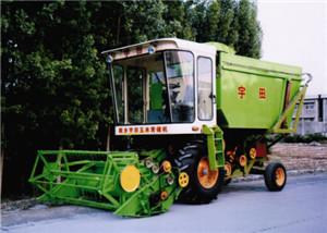 河南2013新款玉米秸秆收获机