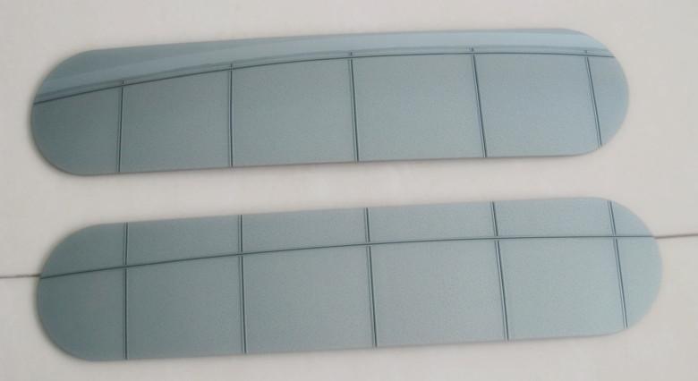 各种车型镀蓝内视镜