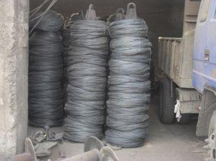 镀锌低碳铁丝